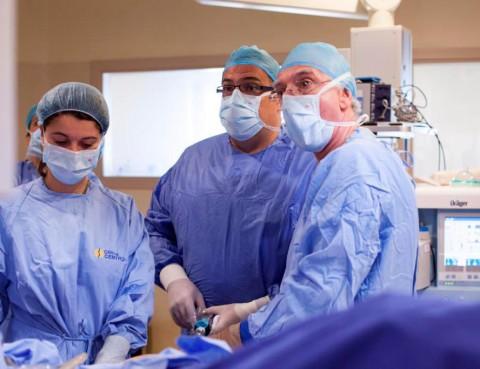 Equipo Unidad Cirugia Prostatica