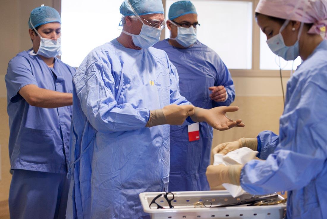 Vejiga y Cirugia Robotica