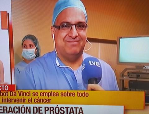 unidad Cirugia Robotica