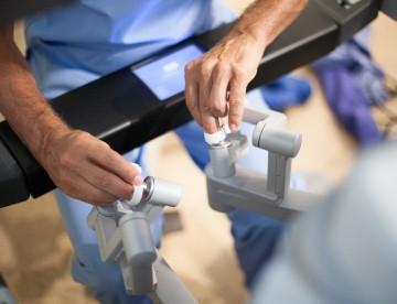 Experiencia Cirujano en Robotica