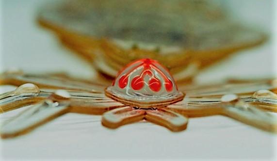robot araña microcirugia