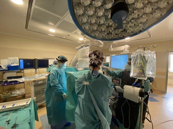Cirugia Robotica Tratamiento de Cáncer